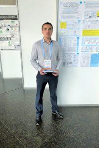Сергей Лебедев на научной конференции