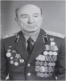 Пахомов Николай Алексеевич