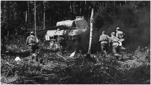 Советские войска начали операцию по освобождению Белоруссии