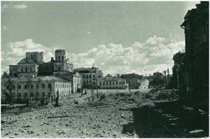 Витебск в годы Великой Отечественной войны