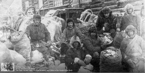 рыбаки на Ямале