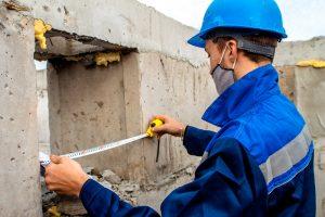 Практический этап у мастеров строительно-монтажных работ и у инженеров по охране труда и технике безопасности