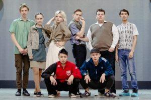 "Команда КВН ""Кин-дза-дза"" из МПК"