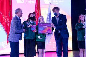 ССО Веста - лучший студотряд Тюменской области