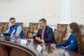 Министр науки и высшего образования РФ Валерий Фальков ответил на вопросы представителей студенческих СМИ