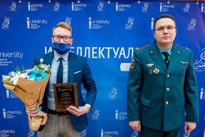 Дмитрий Копылов и Олег Толстиков