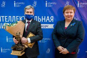 Анатолий Халин и Вероника Ефремова