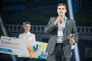 Михаил Самохвалов в финале GS