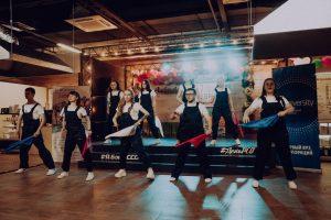 Танцы от Штаба ТИУ