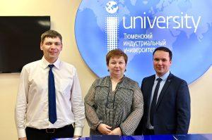Андрей Зима, Вероника Ефремова и Алексей Портнягин