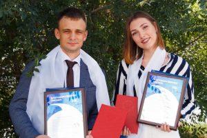 Михаил и Анастасия Зимнуховы