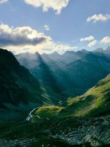 На Западном Кавказе